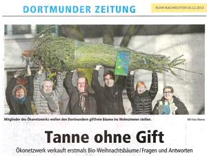 Ruhr Nachrichten Dez 2013