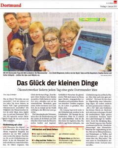 Zeitungsartikel WR 4. Jan 13