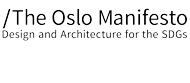 the Oslo Manifesto - Logo