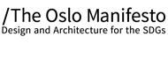 the Oslo Manifesto - Logo