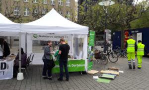 Dortbunt cityfest Stand ÖkoNetzwerk