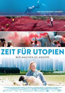 Zeit für Utopien Filmplakat