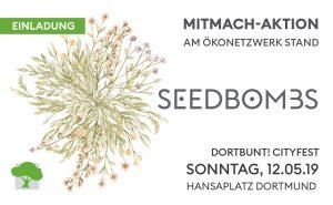 seedbombs Einladung